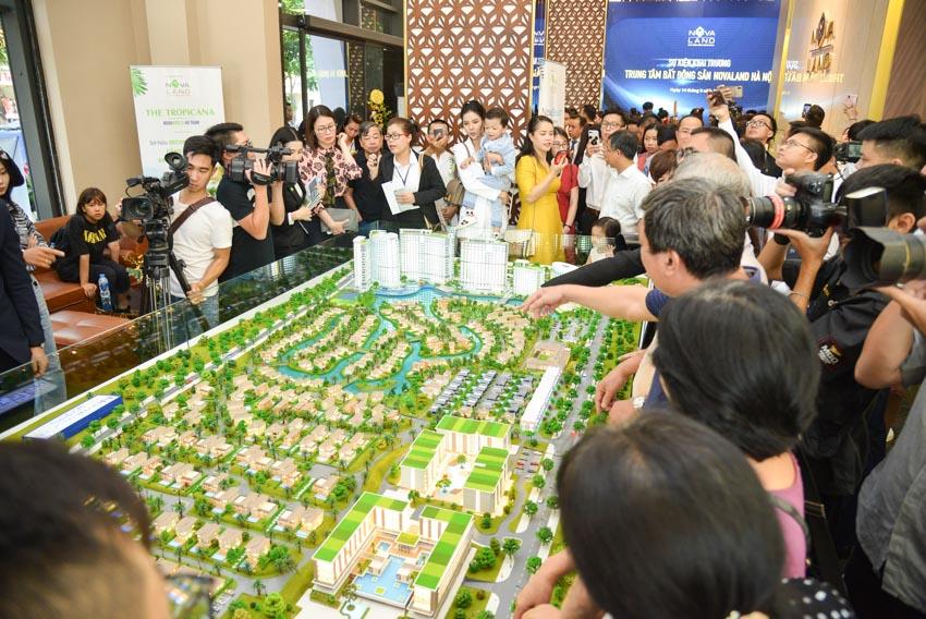 Novaland khai trương Trung tâm bất động sản tại Hà Nội - 3