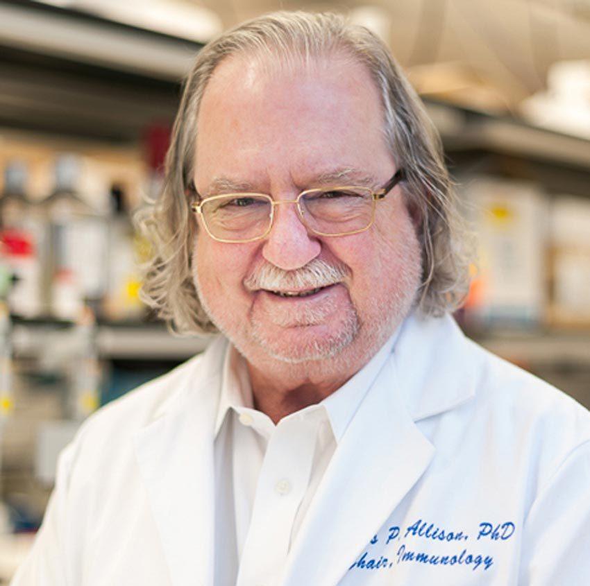 Liệu pháp miễn dịch chống ung thư đoạt Giải Nobel Y học 2018 - 1