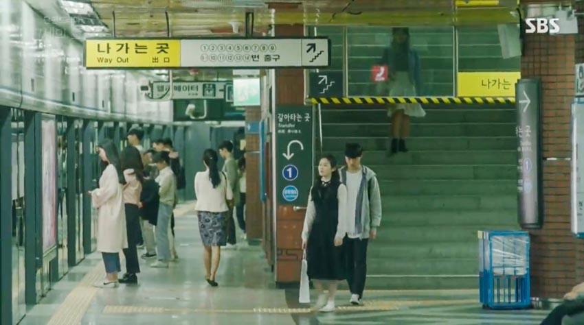 Lưu ý khi sử dụng tàu điện ngầm Hàn Quốc - 8