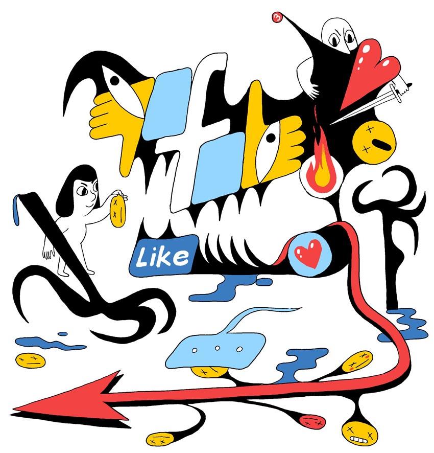 """Mạng xã hội và tương lai không còn """"like""""- 4"""
