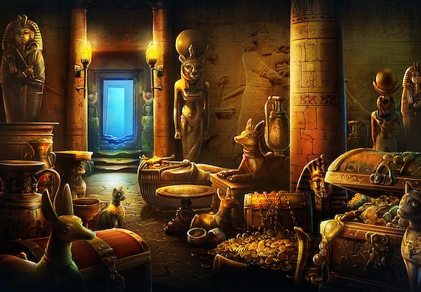 Mê cung khổng lồ bị thất lạc của Ai Cập - 3