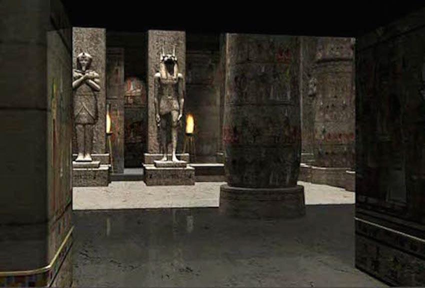 Mê cung khổng lồ bị thất lạc của Ai Cập - 6