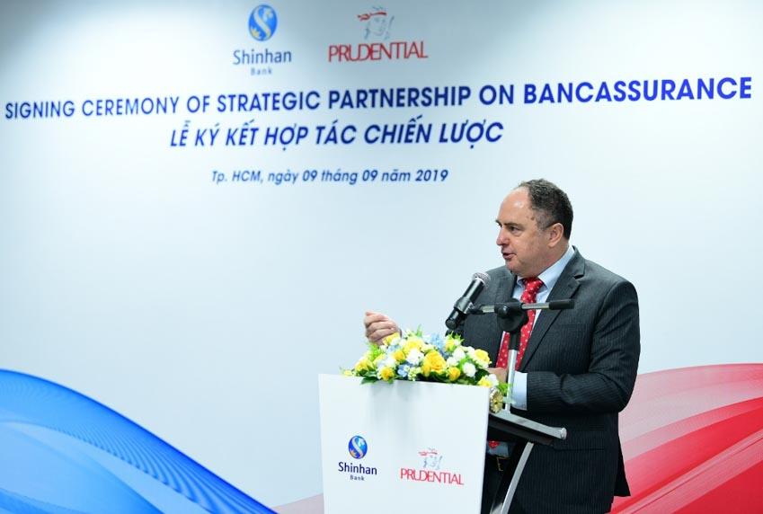 Ngân hàng Shinhan và Prudential Việt Nam ký kết hợp tác chiến lược - 3