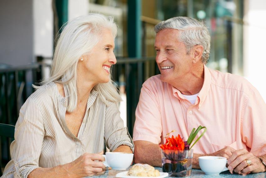 Nghệ thuật hẹn hò sau tuổi 50 - 7