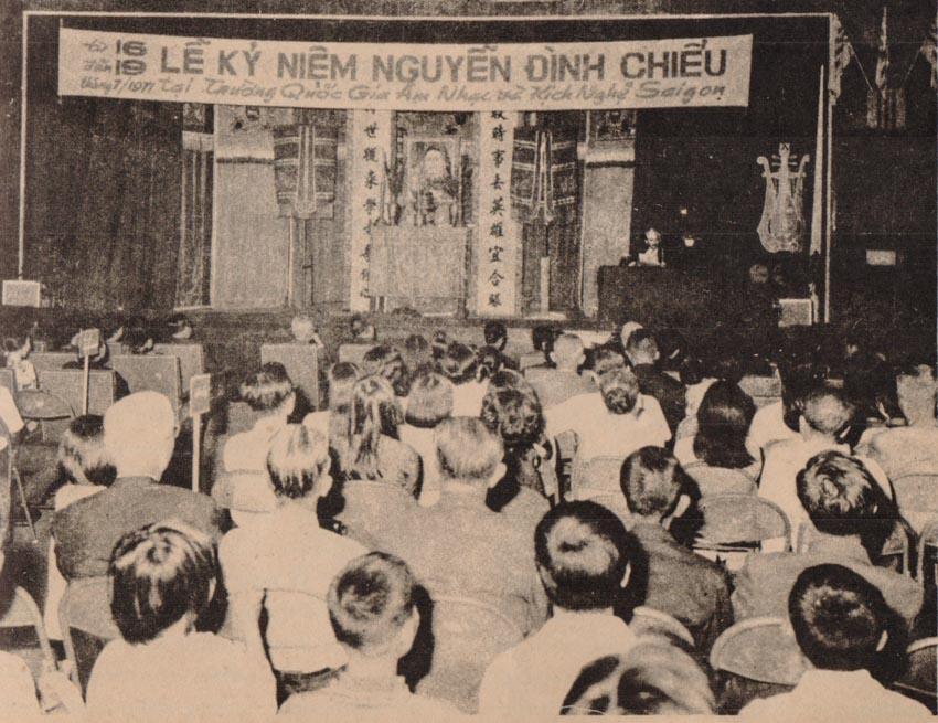 Nguyễn Đình Chiểu và văn hóa Lục Vân Tiên - 1