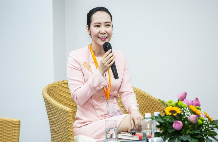 Nguyễn Trịnh Khánh Linh, Chủ tịch kiêm Tổng Giám đốc Dale Carnegie Việt Nam -16