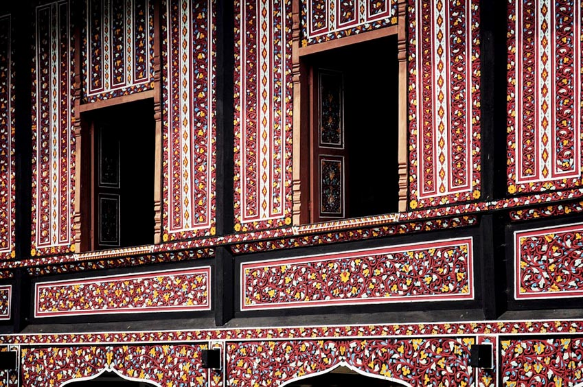Đa dạng nhà gỗ truyền thống Indonesia - 3
