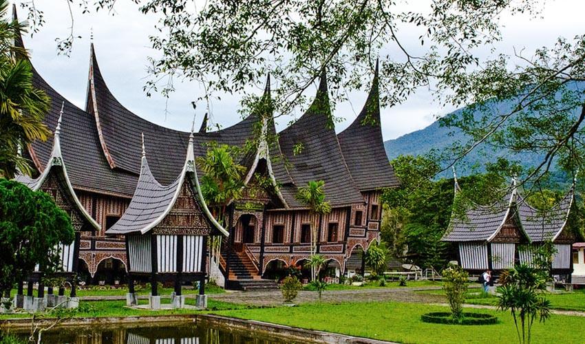Đa dạng nhà gỗ truyền thống Indonesia - 4