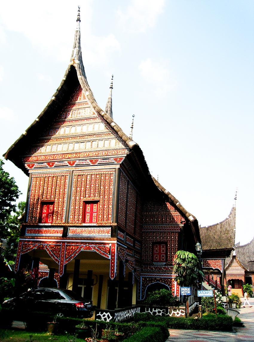 Đa dạng nhà gỗ truyền thống Indonesia - 5