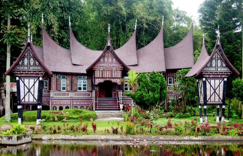 Đa dạng nhà gỗ truyền thống Indonesia - 6