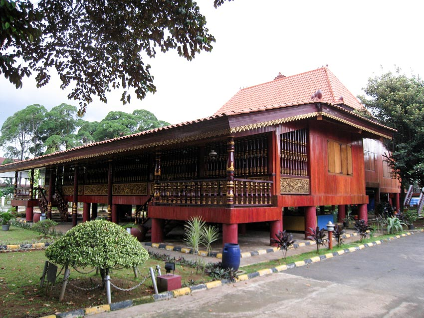 Đa dạng nhà gỗ truyền thống Indonesia - 9
