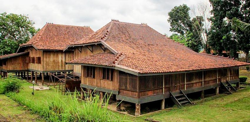 Đa dạng nhà gỗ truyền thống Indonesia - 10