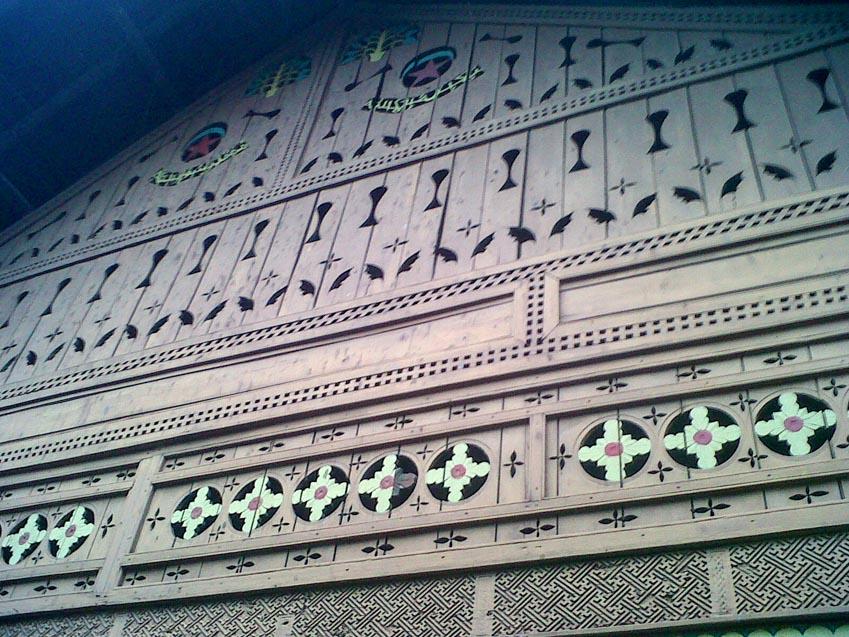 Đa dạng nhà gỗ truyền thống Indonesia - 11