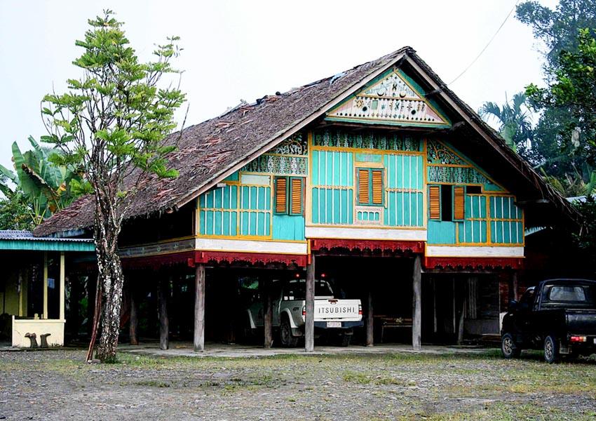 Đa dạng nhà gỗ truyền thống Indonesia - 12