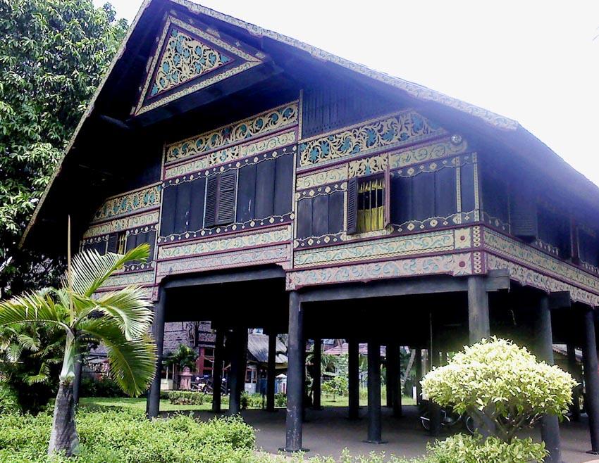 Đa dạng nhà gỗ truyền thống Indonesia - 14