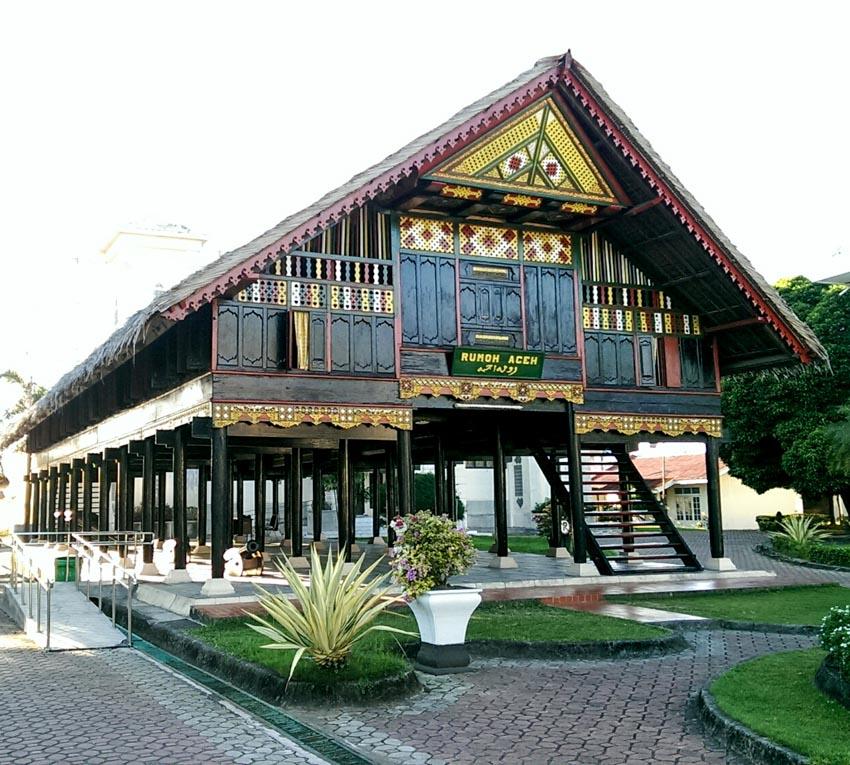 Đa dạng nhà gỗ truyền thống Indonesia - 15