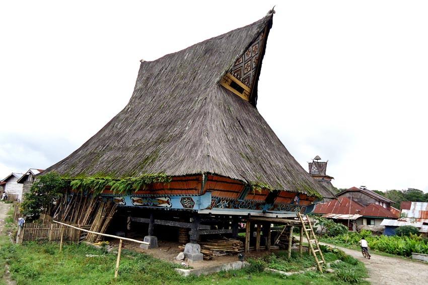 Đa dạng nhà gỗ truyền thống Indonesia - 16