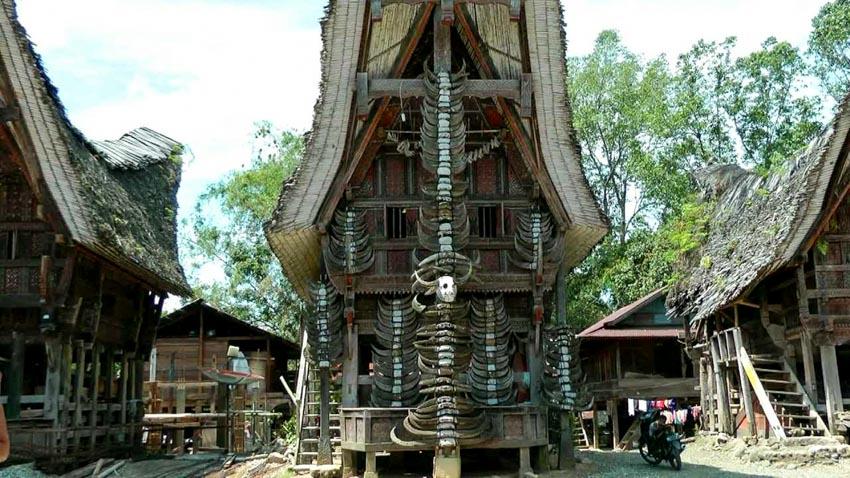 Đa dạng nhà gỗ truyền thống Indonesia - 17