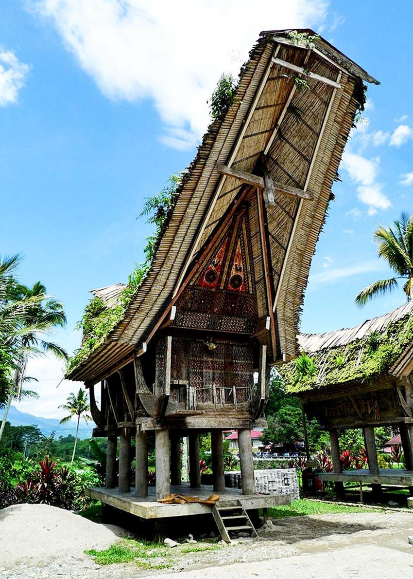 Đa dạng nhà gỗ truyền thống Indonesia - 18