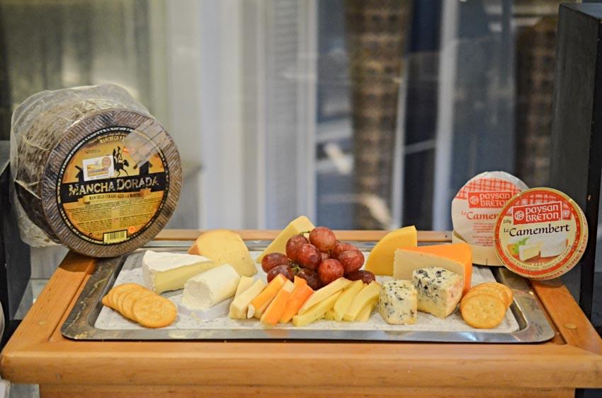 Nhà hàng La Cheminée giới thiệu bữa trưa tự chọn phong vị thế giới - 2