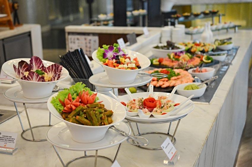 Nhà hàng La Cheminée giới thiệu bữa trưa tự chọn phong vị thế giới - 4