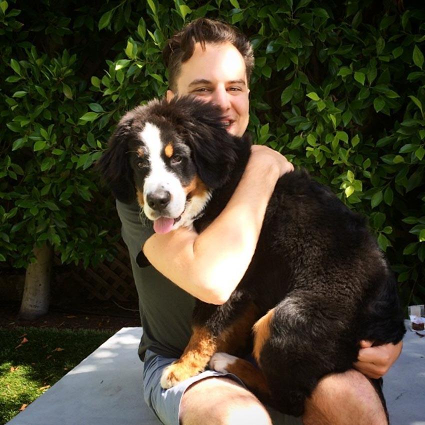 Những chú chó cưng của các CEO ở thung lũng Silicon - 3