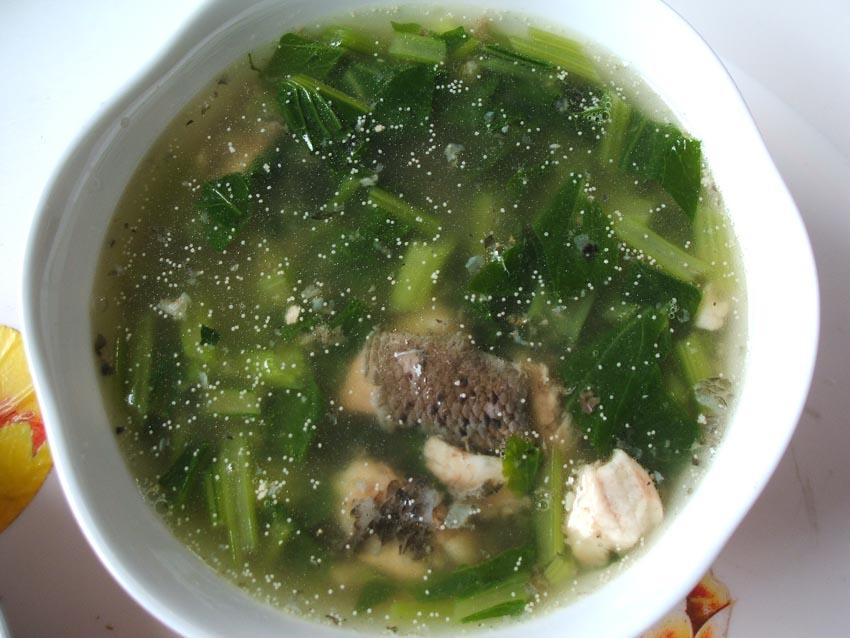Những món ăn ở Quỳnh Côi - 2