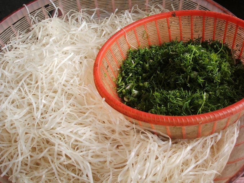 Những món ăn ở Quỳnh Côi - 6