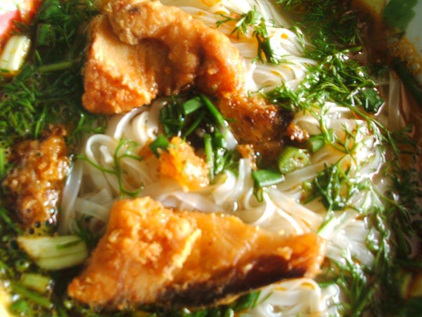 Những món ăn ở Quỳnh Côi - 7