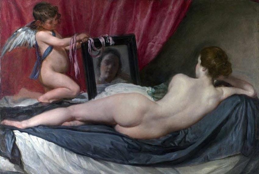 10 tác phẩm nghệ thuật vĩ đại bị phá hủy bởi những kẻ phá hoại - 1