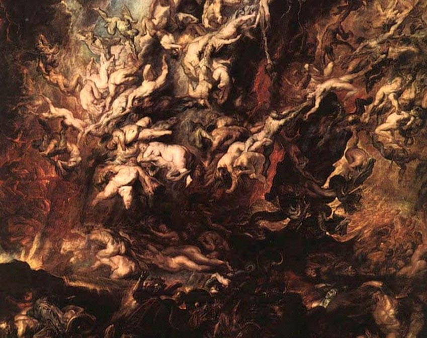 10 tác phẩm nghệ thuật vĩ đại bị phá hủy bởi những kẻ phá hoại - 2
