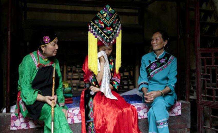 Những truyền thống đám cưới khác thường trên thế giới - 5