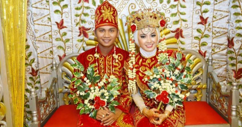 Những truyền thống đám cưới khác thường trên thế giới - 6