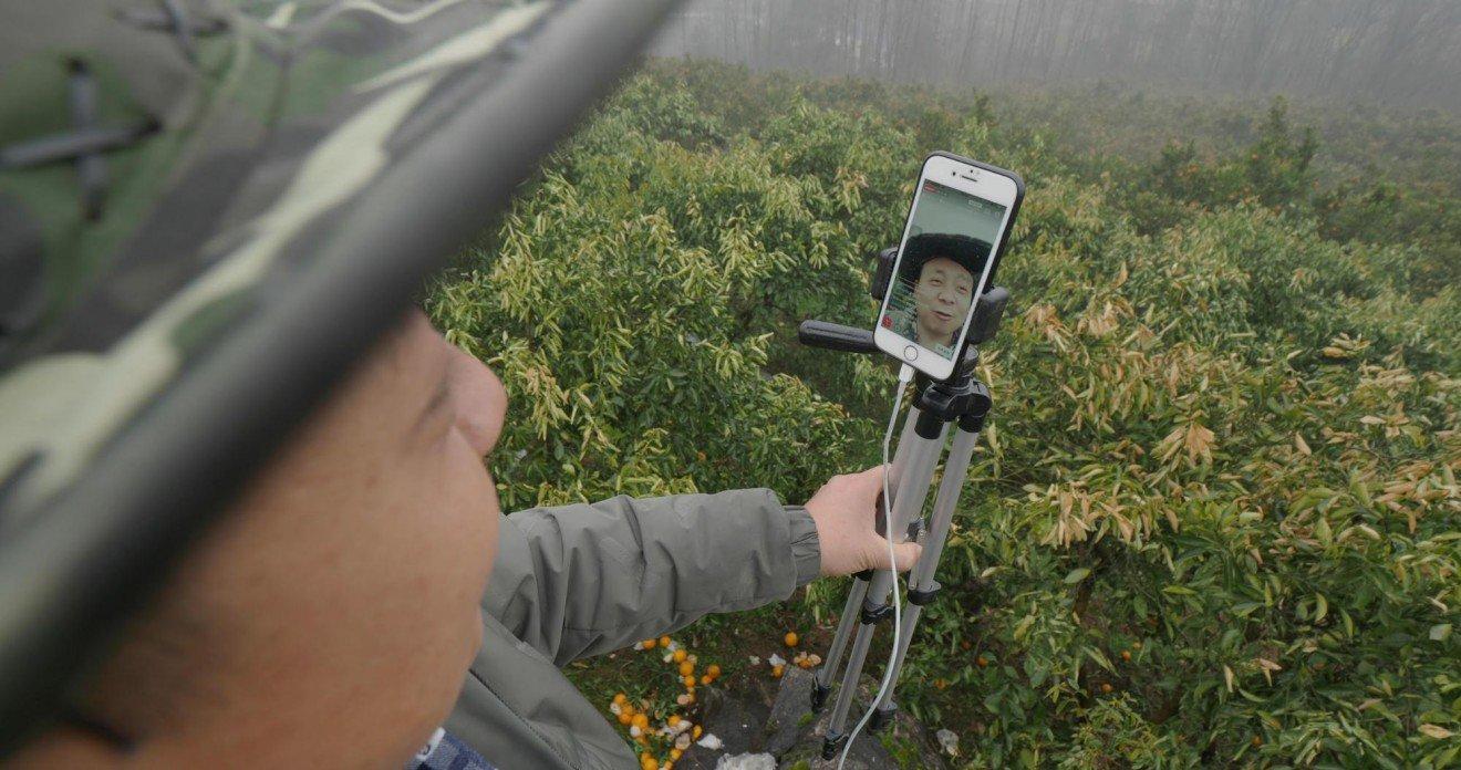 Nông dân Trung Quốc trở thành ngôi sao live-stream - 2