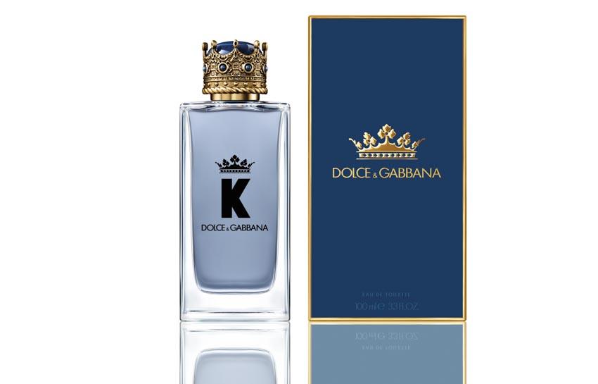 Chai nước hoa K by Dolce&Gabbana - một chuẩn mực về sự nam tính - 2