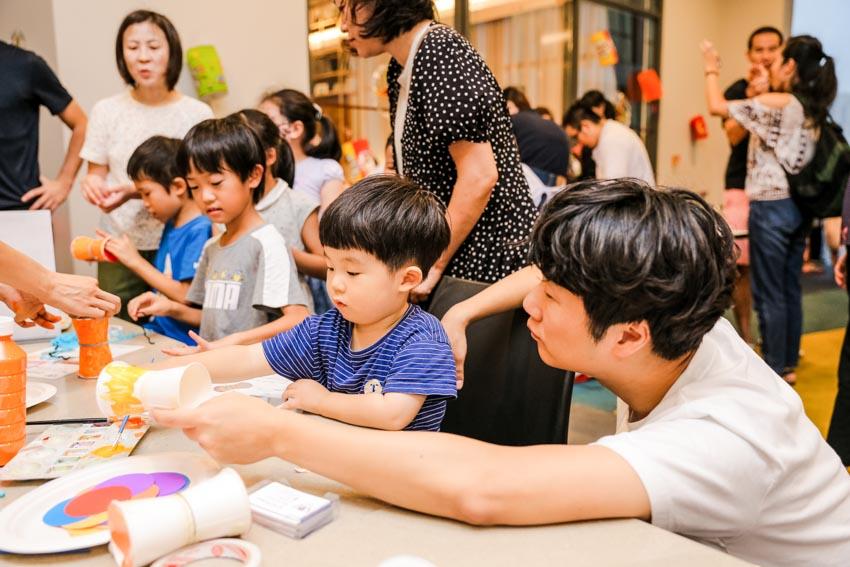 Oakwood Residence Saigon tổ chức Tết Trung Thu cho trẻ em - 3
