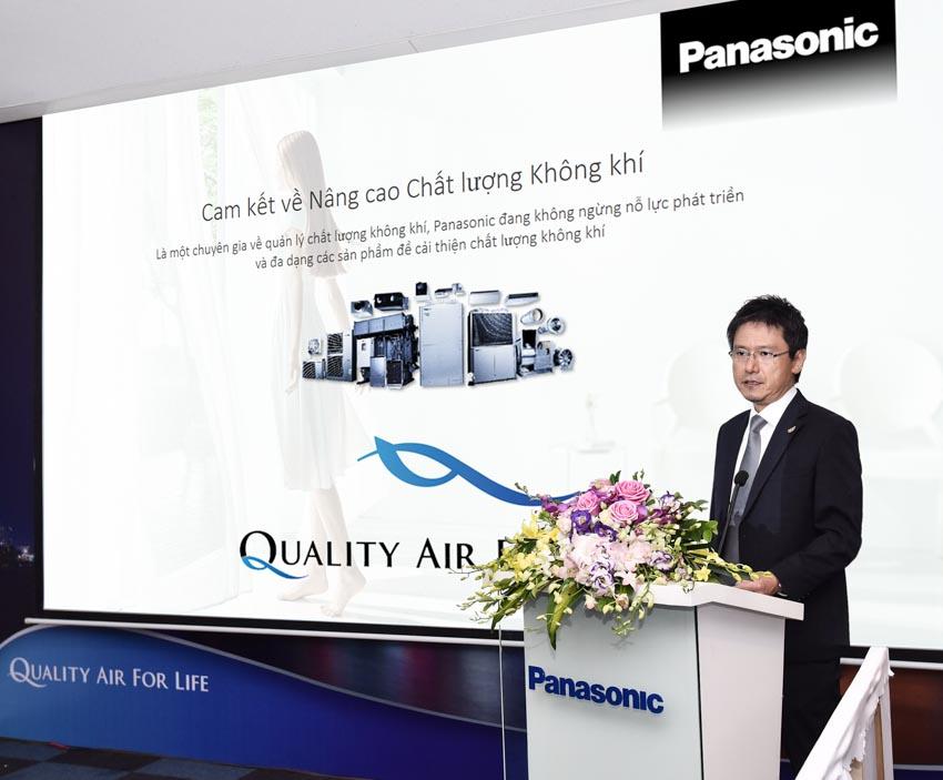 Panasonic khai trương Khu vực trưng bày Giải pháp không khí toàn diện tại Việt Nam - 1