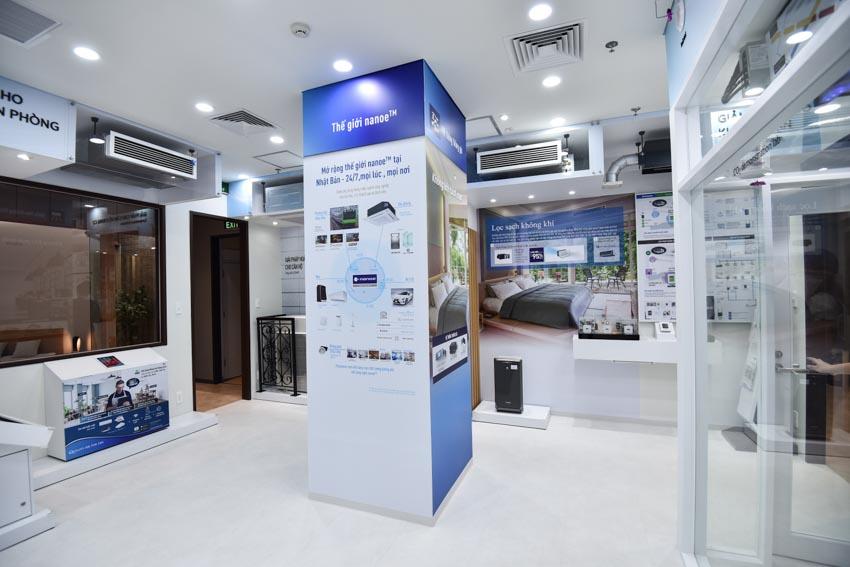 Panasonic khai trương Khu vực trưng bày Giải pháp không khí toàn diện tại Việt Nam - 2