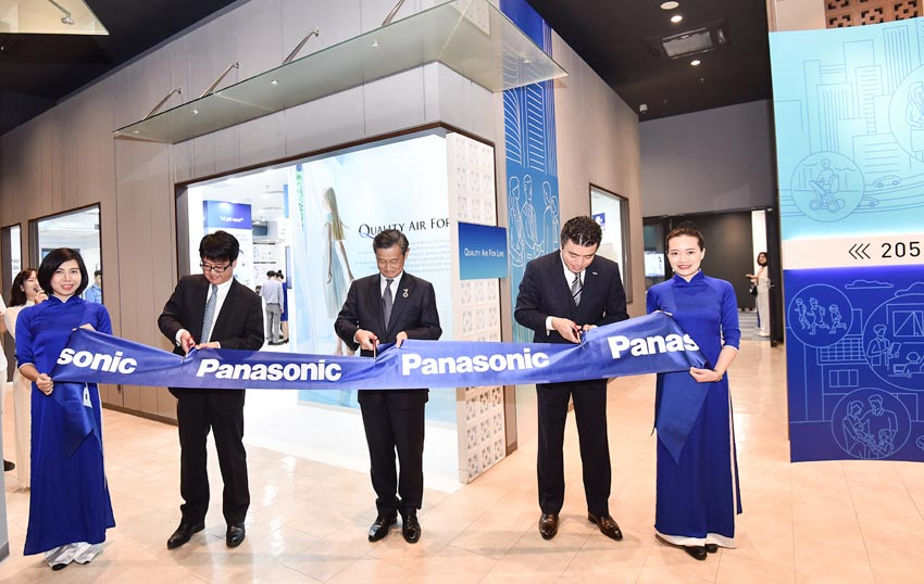 Panasonic khai trương Khu vực trưng bày Giải pháp không khí toàn diện tại Việt Nam - 3