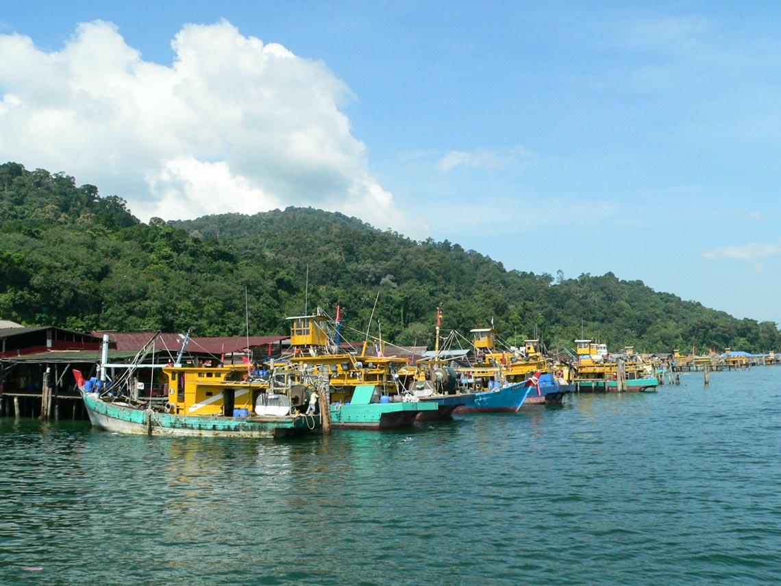 Pulau Pangkor - hòn đảo xinh đẹp ở Malaysia - 11