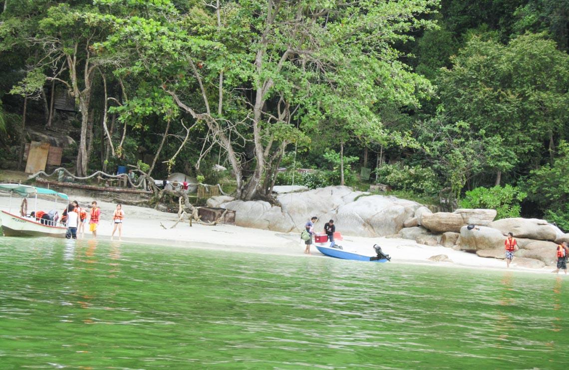 Pulau Pangkor - hòn đảo xinh đẹp ở Malaysia - 13
