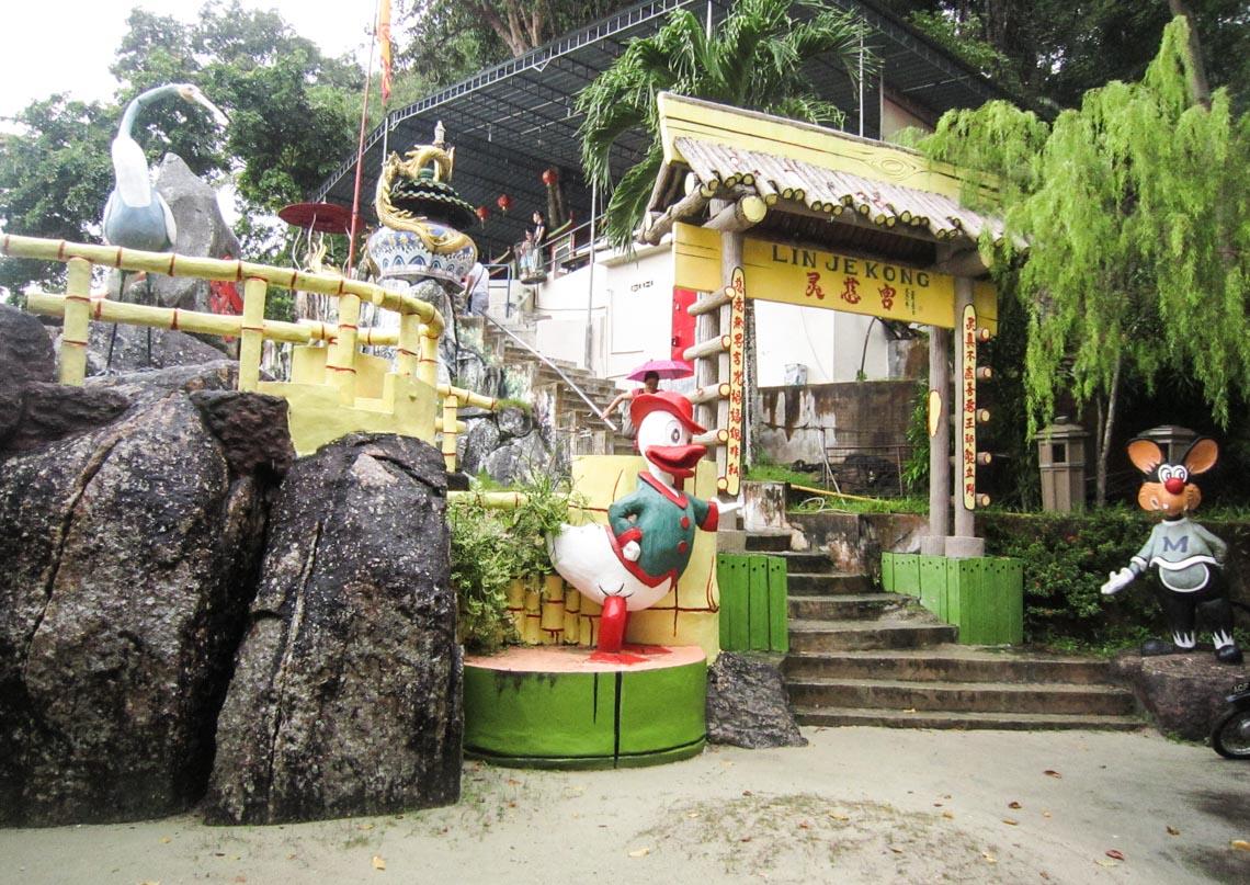 Pulau Pangkor - hòn đảo xinh đẹp ở Malaysia - 7