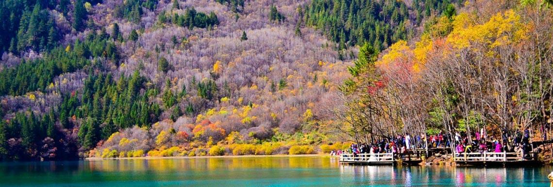 Rừng xanh tuyết trắng Cửu Trại Câu - 11