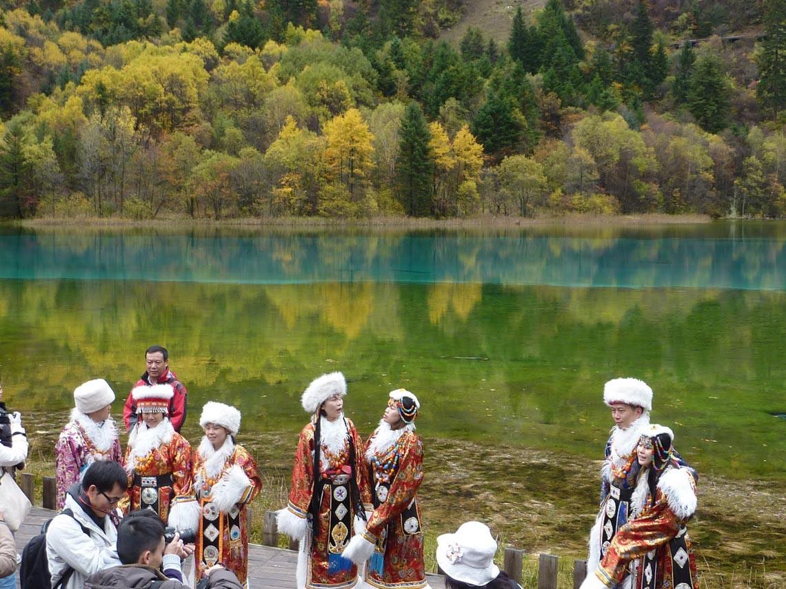 Rừng xanh tuyết trắng Cửu Trại Câu - 15