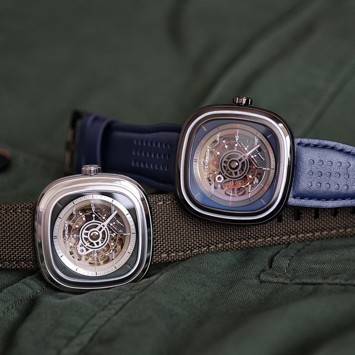 SevenFriday chính thức ra mắt bộ sưu tập T-Series với hai thiết kế T2/01 và T3/01 -3