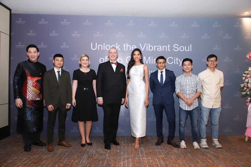 Sheraton Saigon Hotel & Towers giới thiệu những trải nghiệm đẳng cấp 5 sao - 5