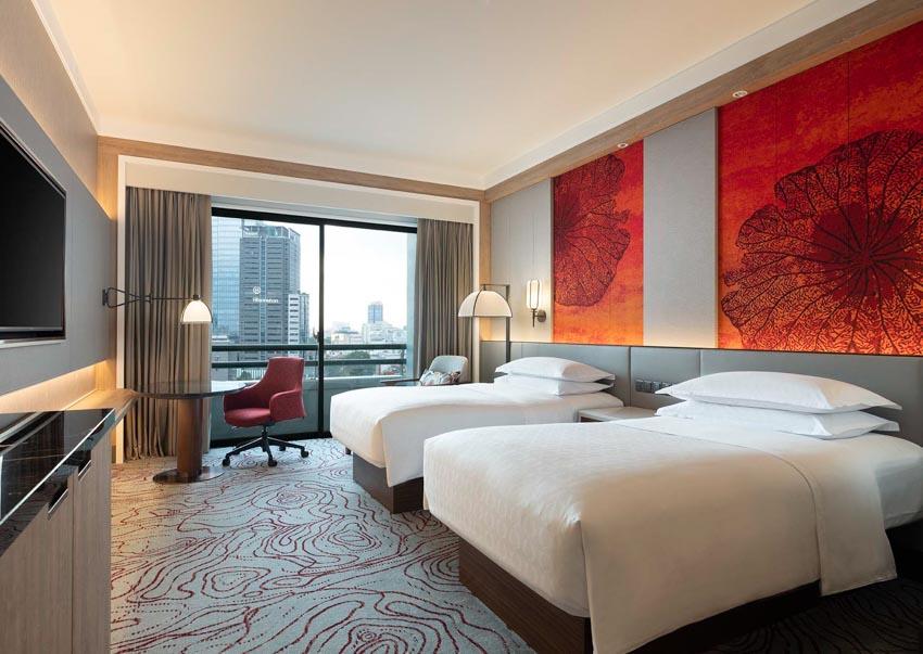 Sheraton Saigon Hotel & Towers ra mắt thiết kế phòng mới - 2