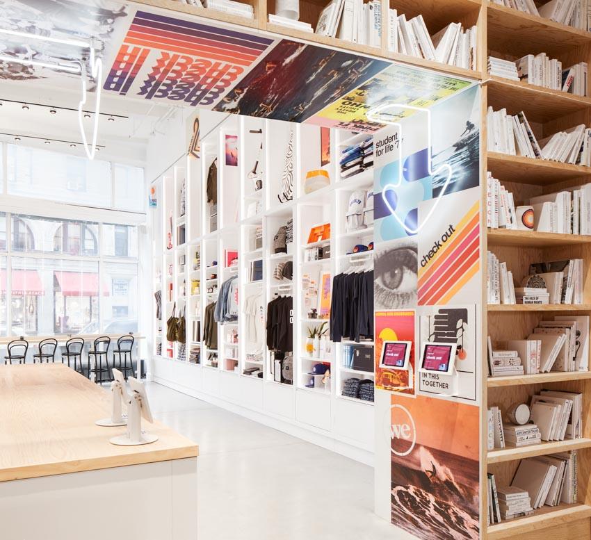 The We Company giới thiệu không gian làm việc kết hợp café và cửa hàng chọn lọc - 3