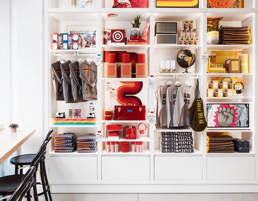 The We Company giới thiệu không gian làm việc kết hợp café và cửa hàng chọn lọc - 4