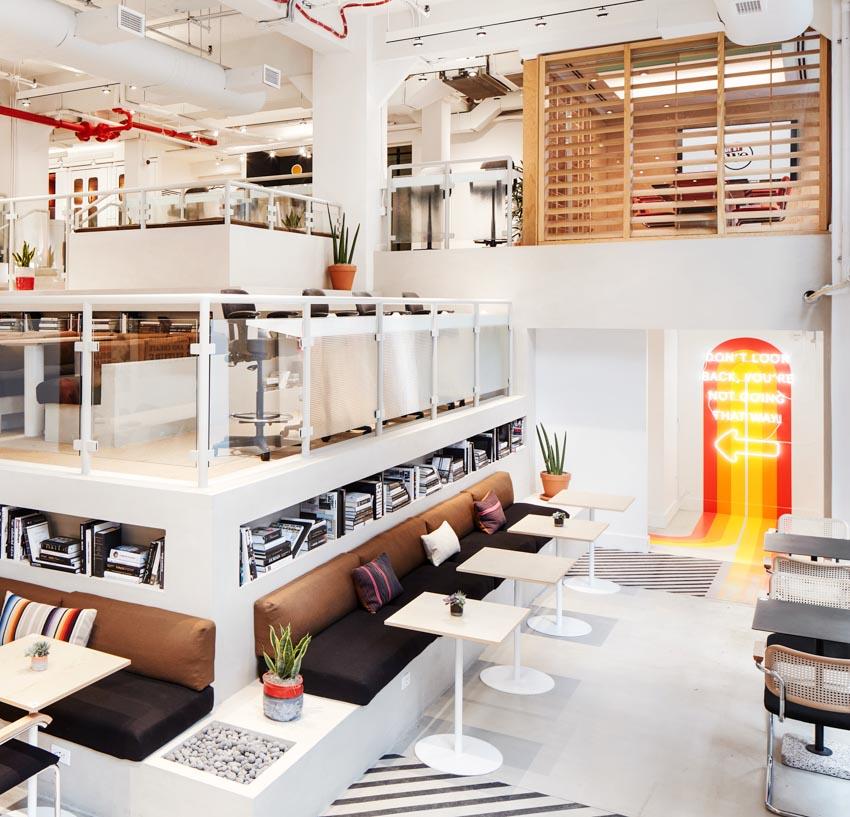 The We Company giới thiệu không gian làm việc kết hợp café và cửa hàng chọn lọc - 6